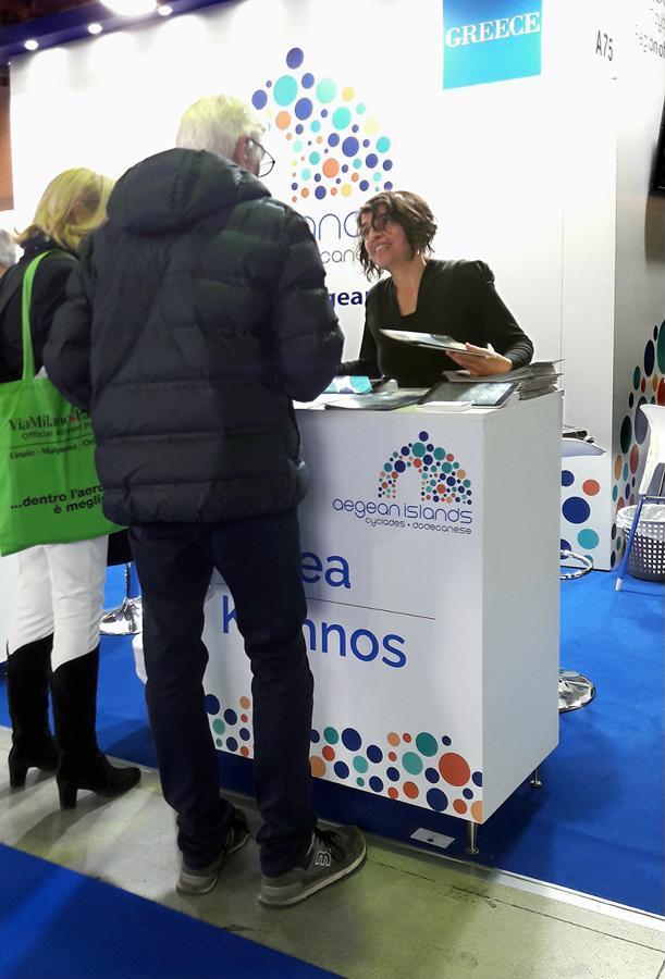 Η Κέα στις μεγαλύτερες τουριστικές εκθέσεις της Ευρώπης